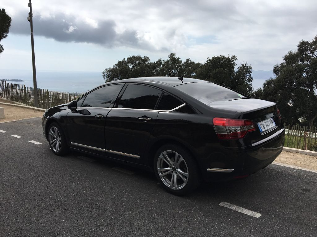 VTC Vallauris: Citroën