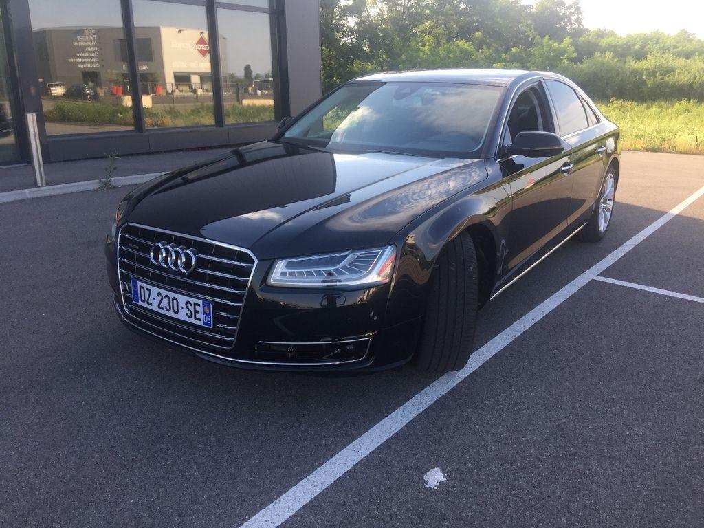 Taxi Chavanoz: Audi