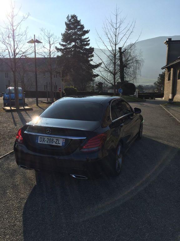 VTC La Motte-Servolex: Mercedes