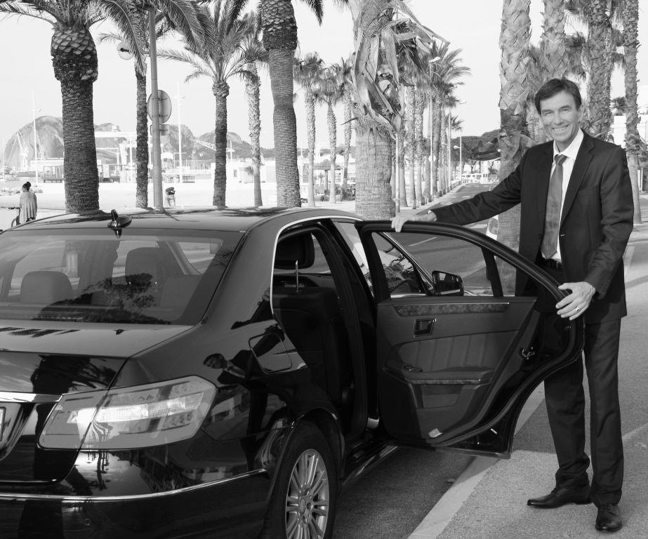 VTC Septèmes-les-Vallons: Mercedes