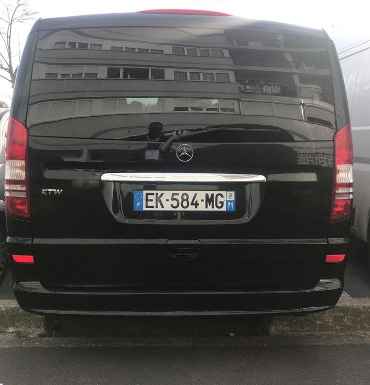 Taxi Gagny: Mercedes