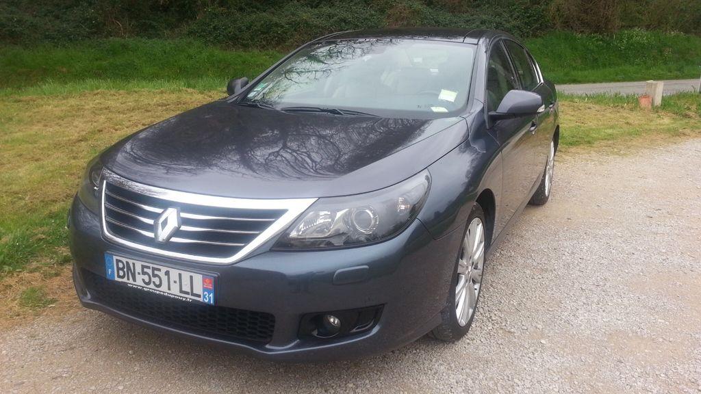 VTC Lizac: Renault