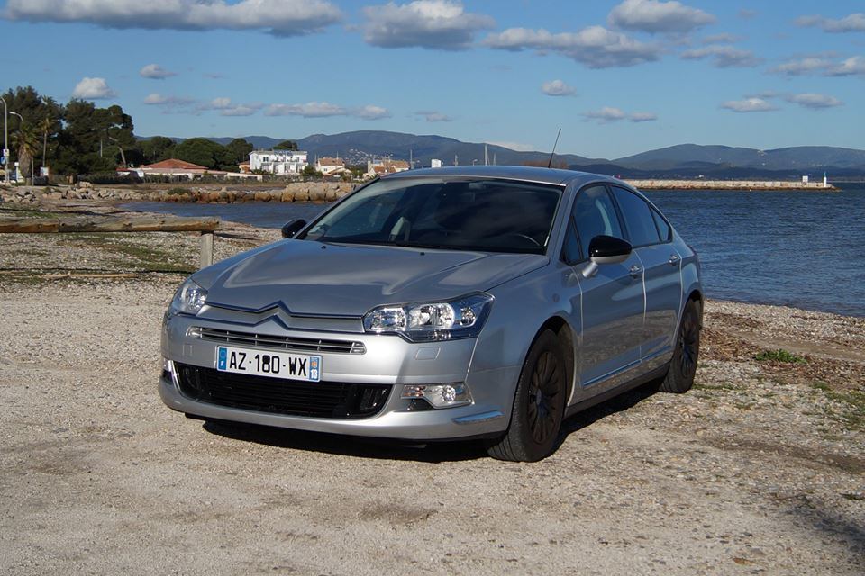 VTC Hyères: Citroën