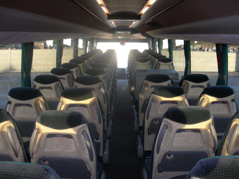 Coach provider Féchain: Irisbus