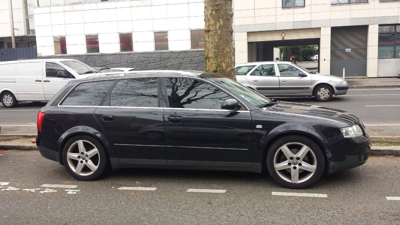 Taxi Bagneux: Audi