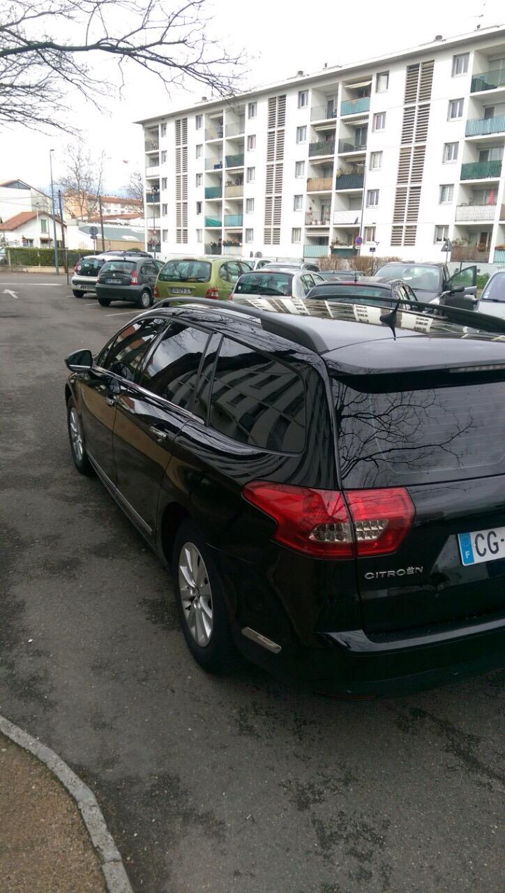 Taxi Bagneux: Citroën