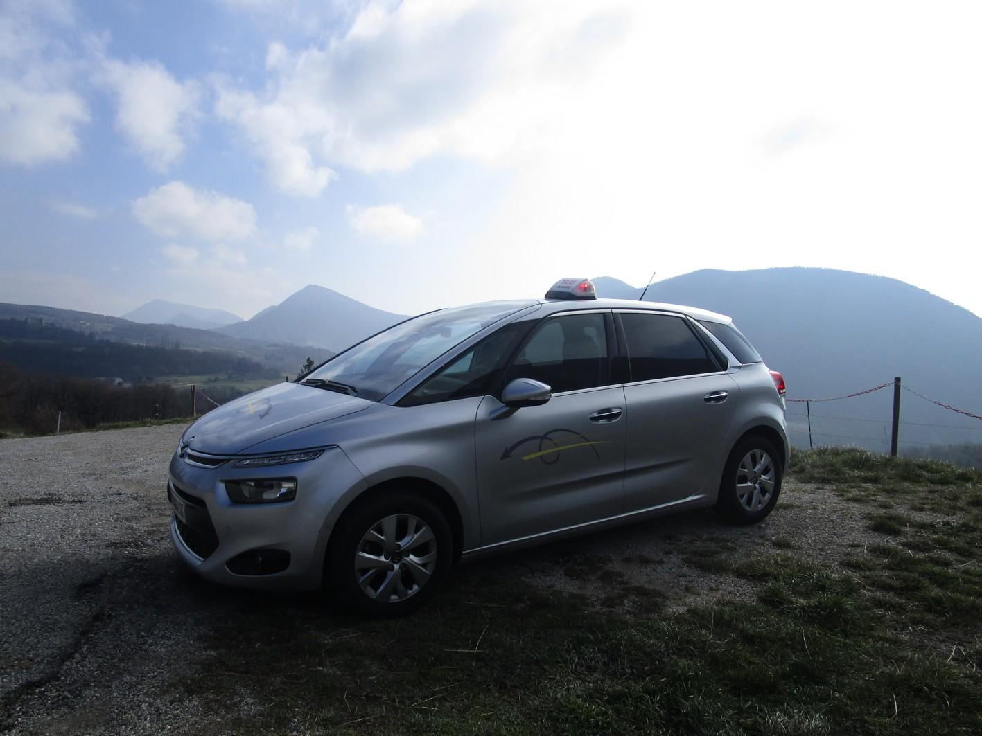 Taxi Romans-sur-Isère: Citroën