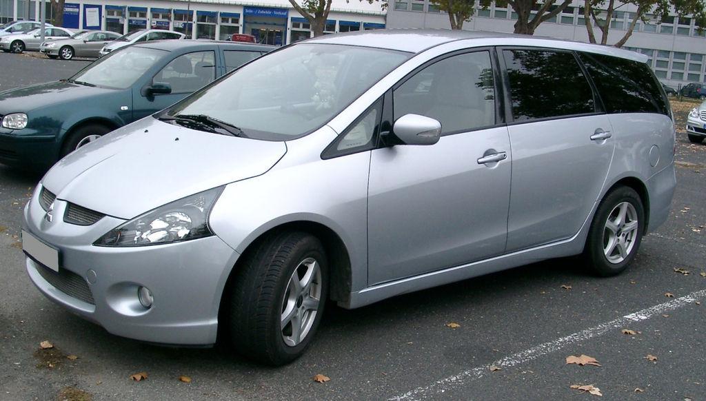 Taxi Romans-sur-Isère: Mitsubishi
