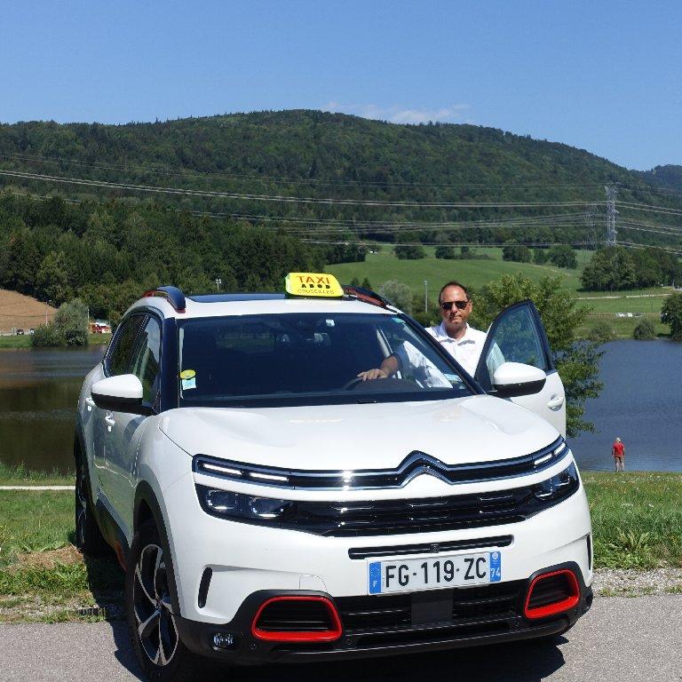 Taxi Cruseilles: Citroën