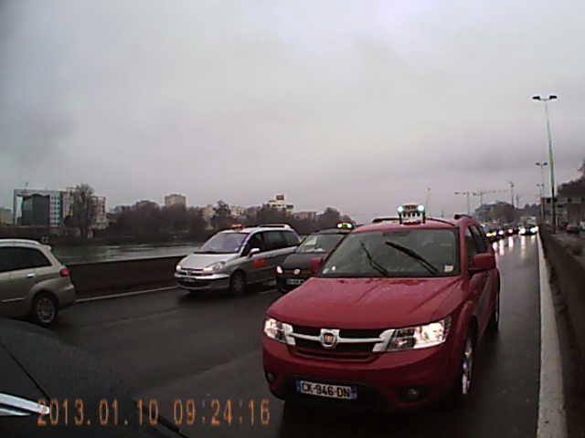 Taxi La Mulatière: Fiat