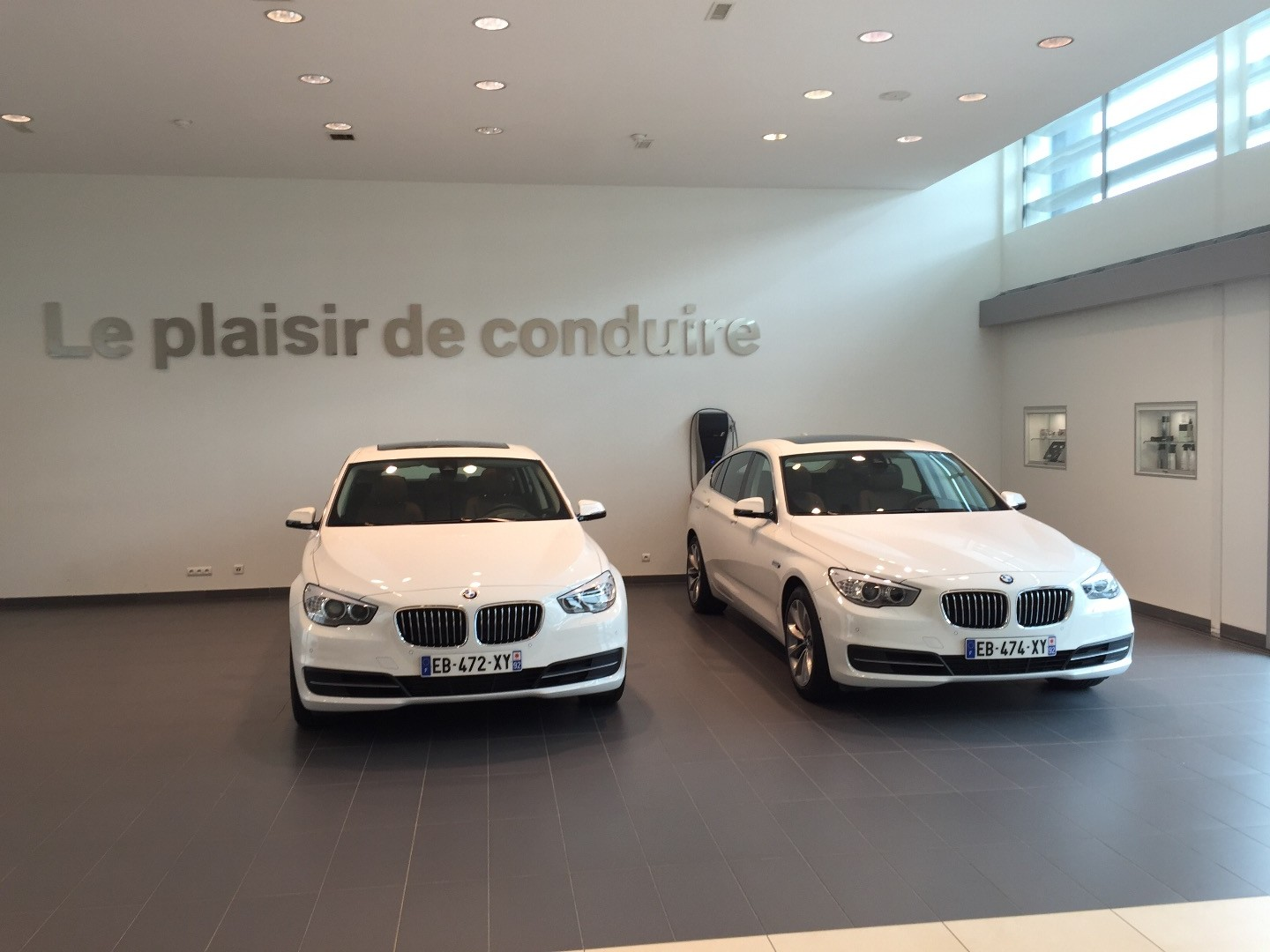 Taxi Clamart: BMW