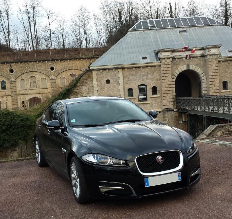 VTC Lyon: Jaguar