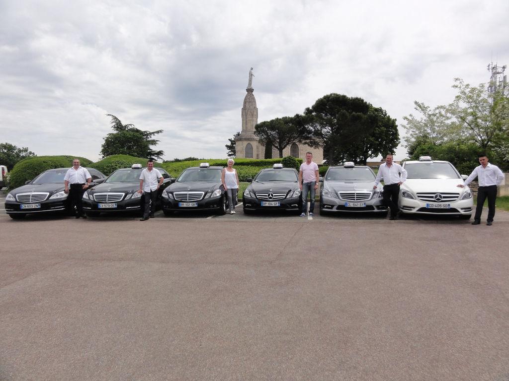 Taxi Villefranche-sur-Saône: Mercedes
