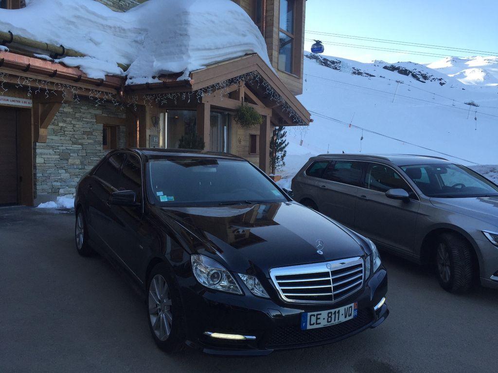 VTC Saint-Genis-Laval: Mercedes