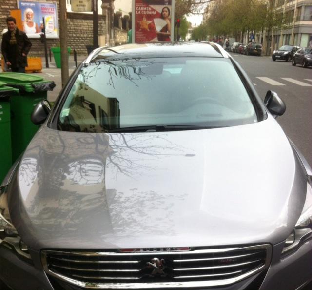 Taxi Épinay-sur-Orge: Peugeot