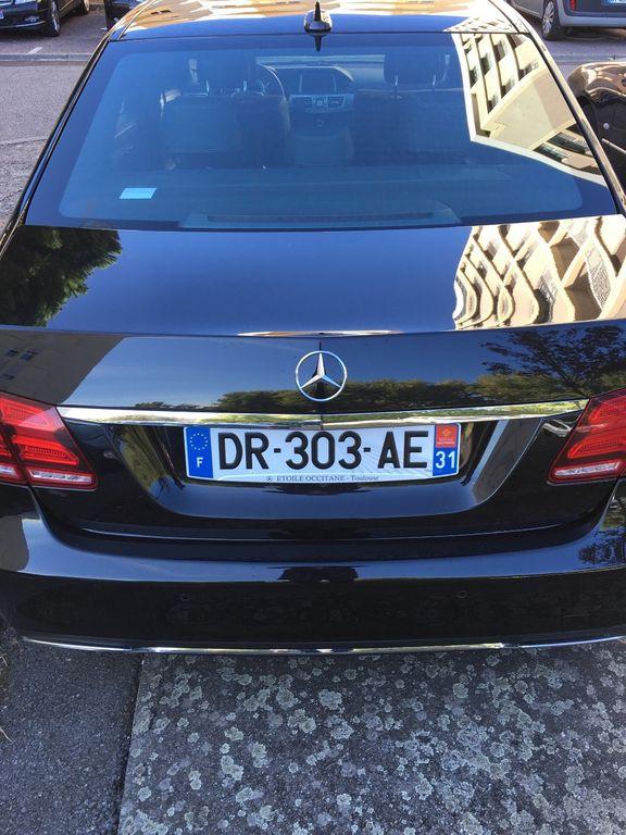 VTC Colomiers: Mercedes