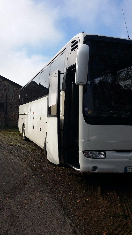 Autocariste Poitiers: Irisbus