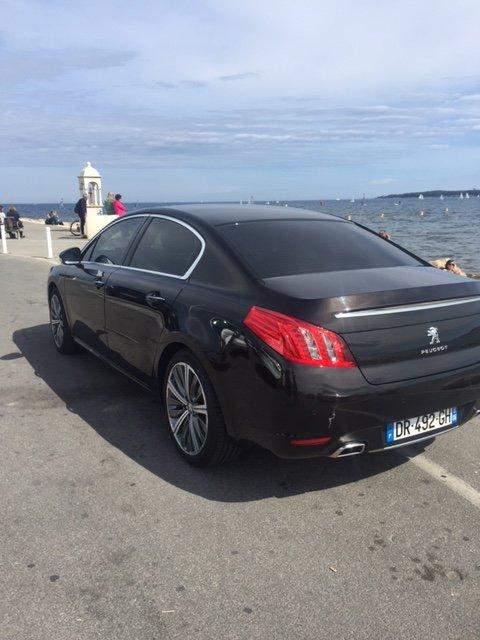 VTC Nice: Peugeot