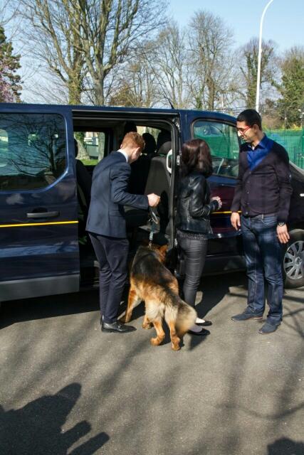 Taxi Valenton: Renault