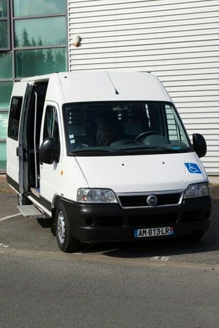 Taxi Valenton: Fiat