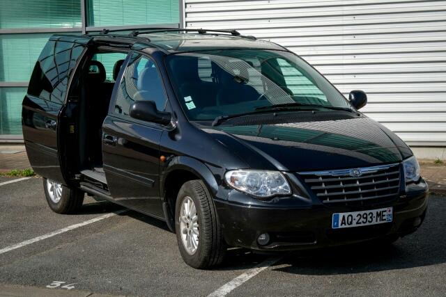 Taxi Valenton: Chrysler