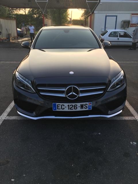 VTC Limoges: Mercedes