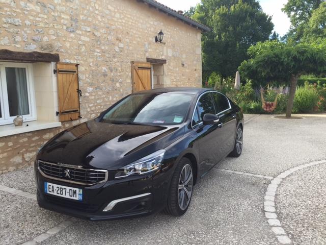 VTC Limoges: Peugeot