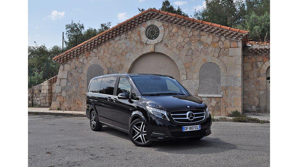 VTC Aix-en-Provence: Mercedes