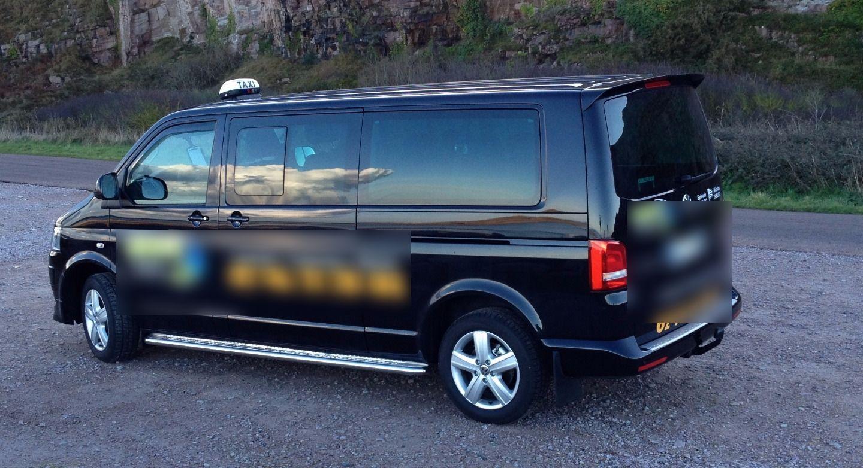 Taxi Lamballe: Volkswagen