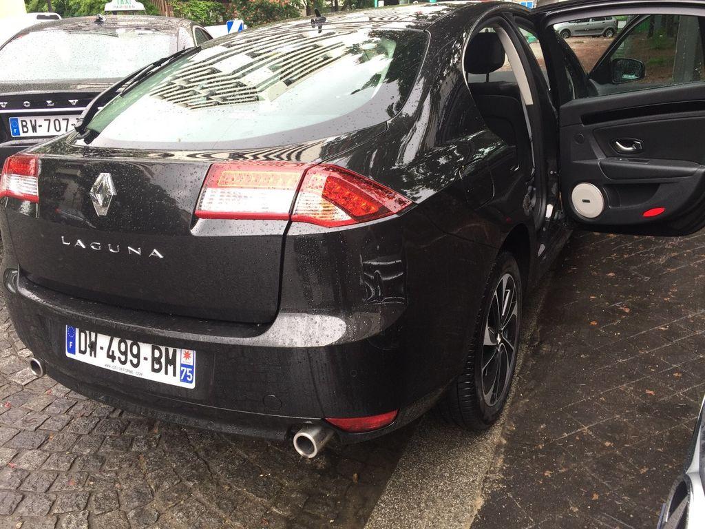 Taxi Paris: Renault