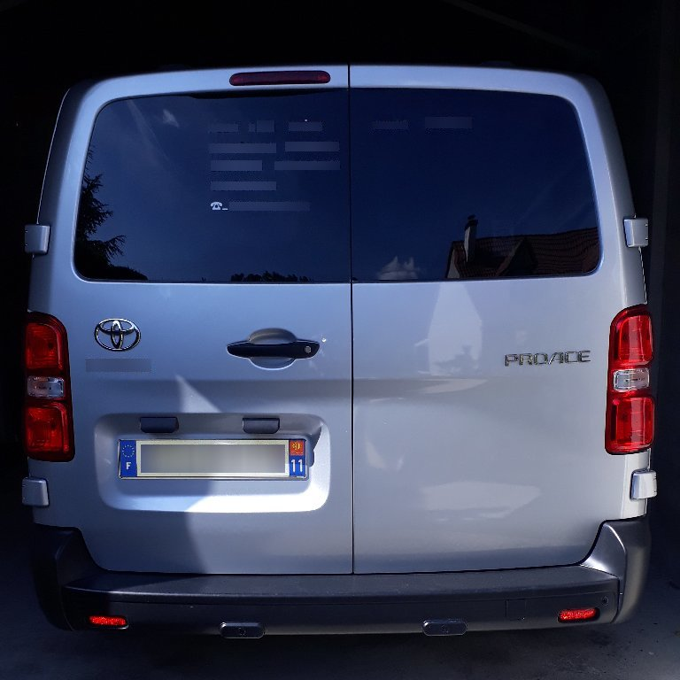 Taxi Niherne: Toyota