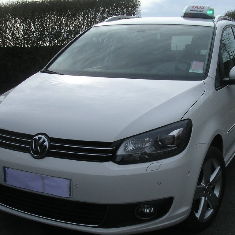 Taxi Niherne: Volkswagen