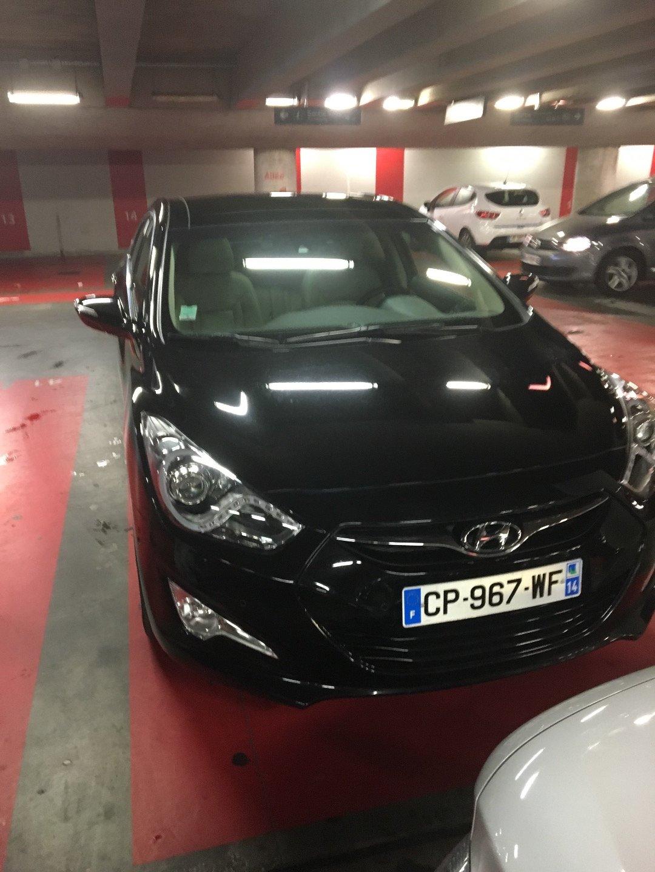 Taxi Oullins: Hyundai