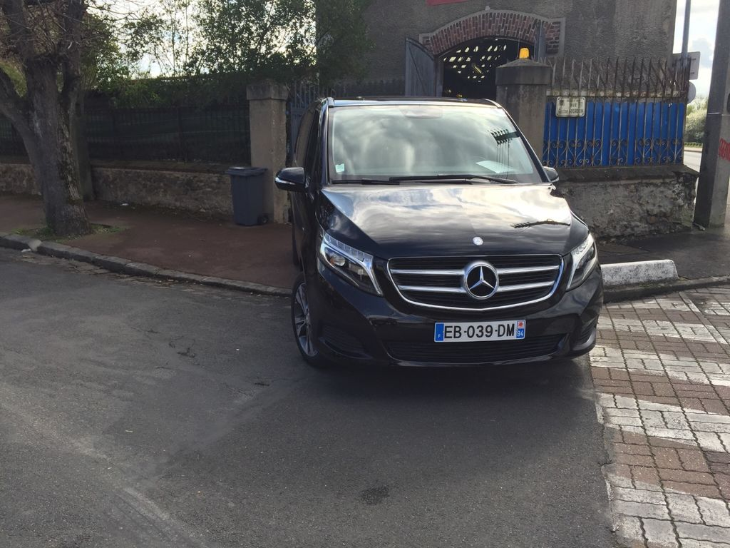 Taxi Tremblay-en-France: Mercedes