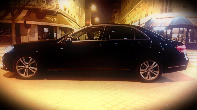 VTC Noisy-le-Sec: Mercedes