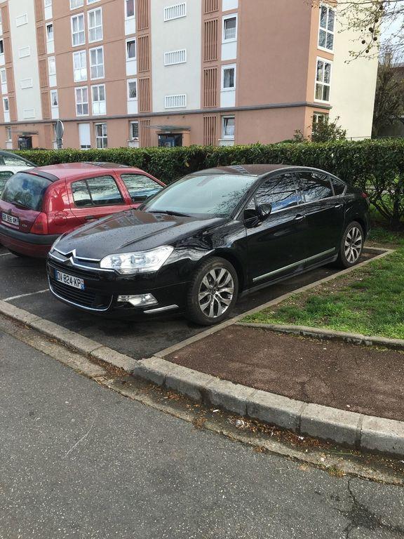 VTC Le Blanc-Mesnil: Citroën