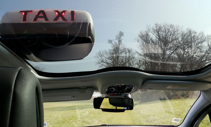 Taxi Montcabrier: Peugeot
