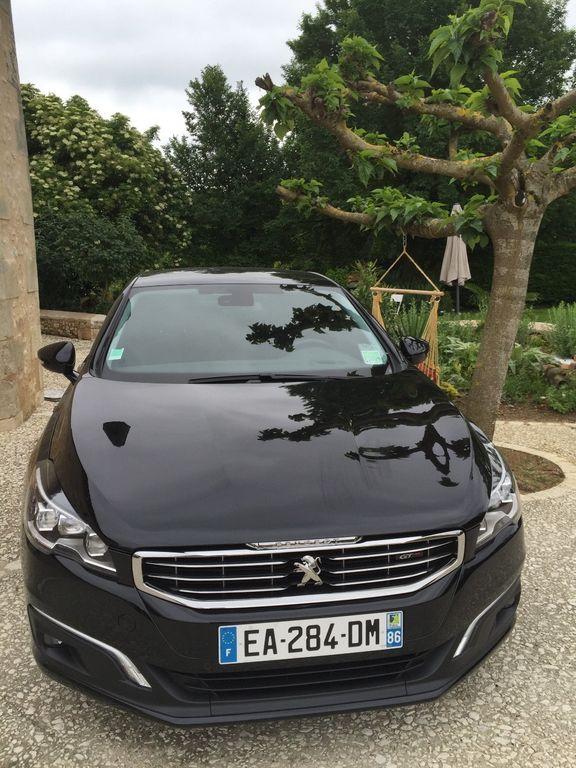 VTC Chauvigny: Peugeot