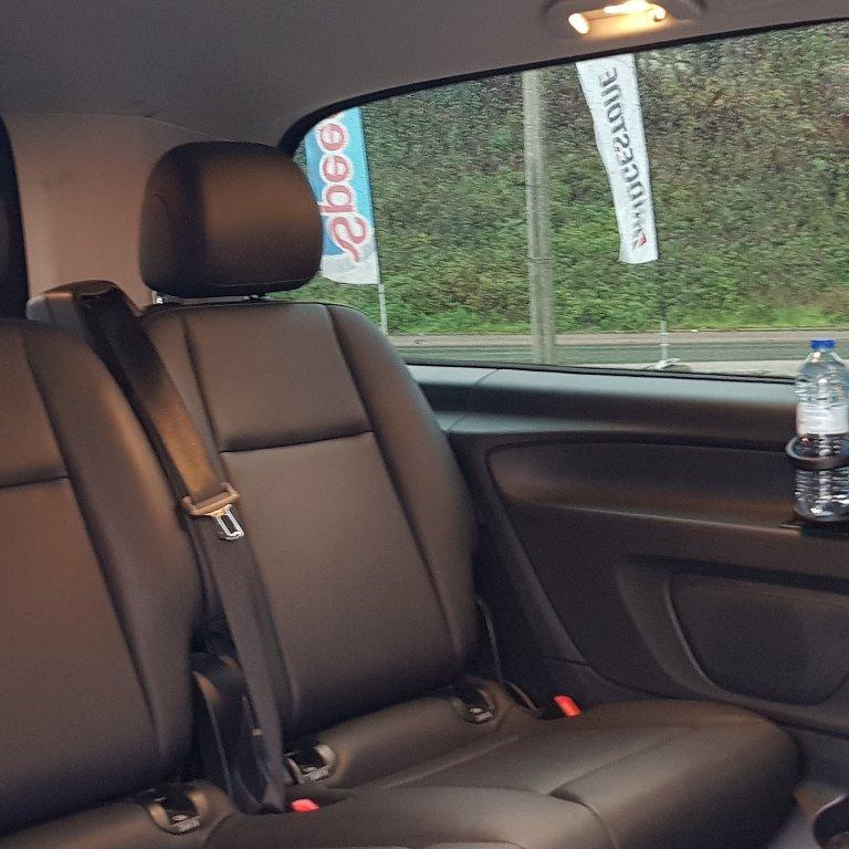 Taxi Le Houlme: Mercedes