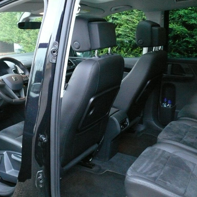 Taxi Le Houlme: Seat
