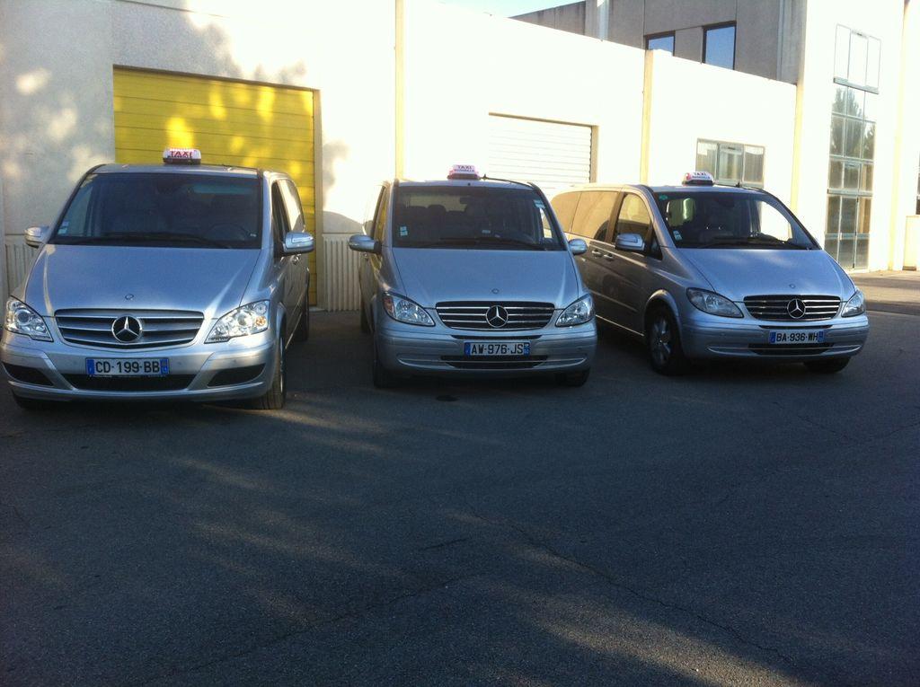 Taxi Cuges-les-Pins: Mercedes
