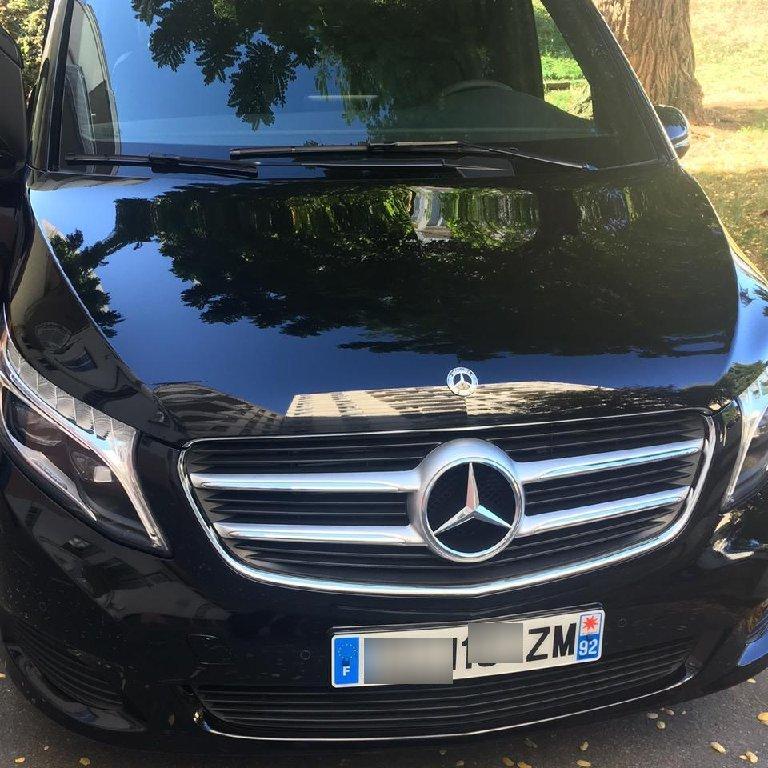 VTC Bagneux: Mercedes