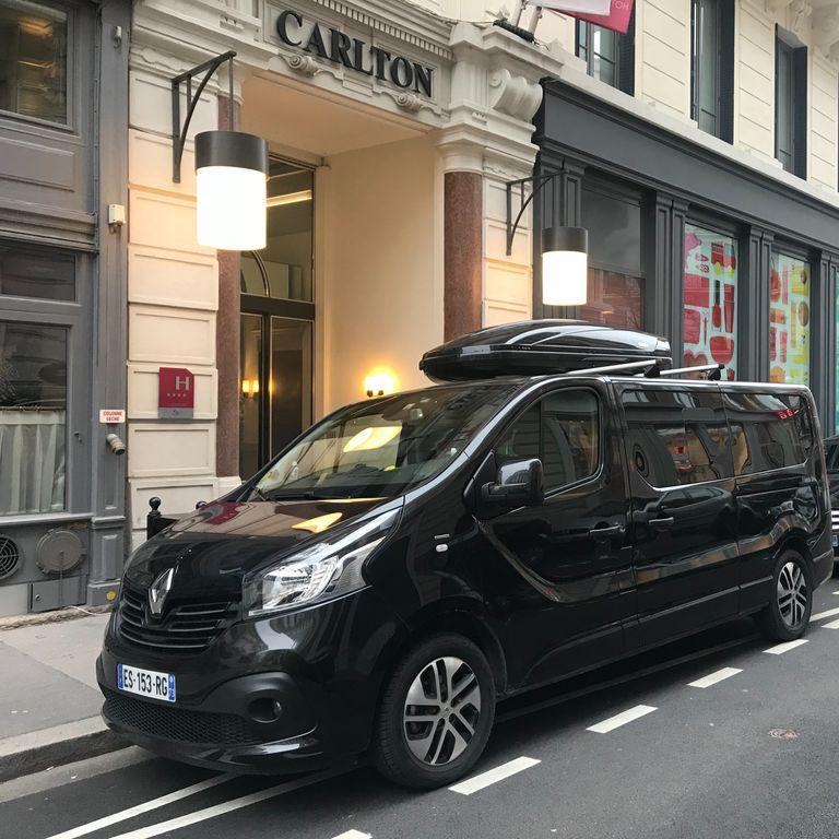 VTC L'Isle-d'Abeau: Renault