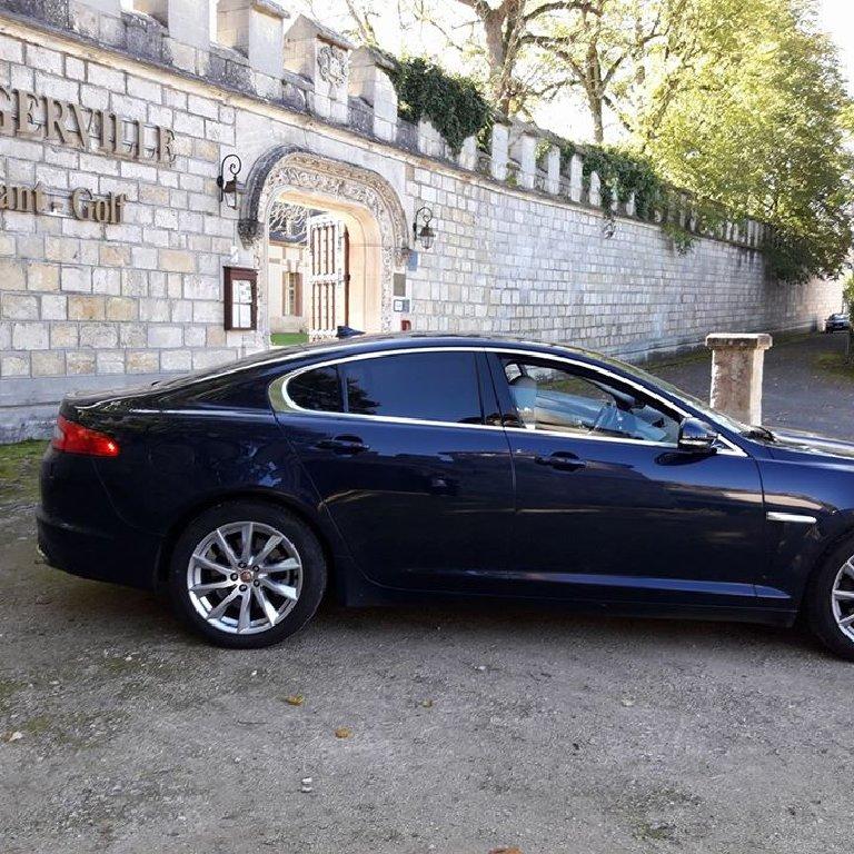 VTC Montfort-l'Amaury: Jaguar