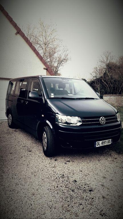 Taxi Muidorge: Volkswagen