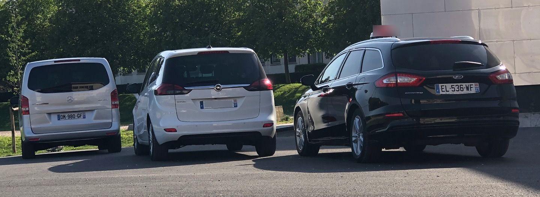 Taxi Évreux: Opel
