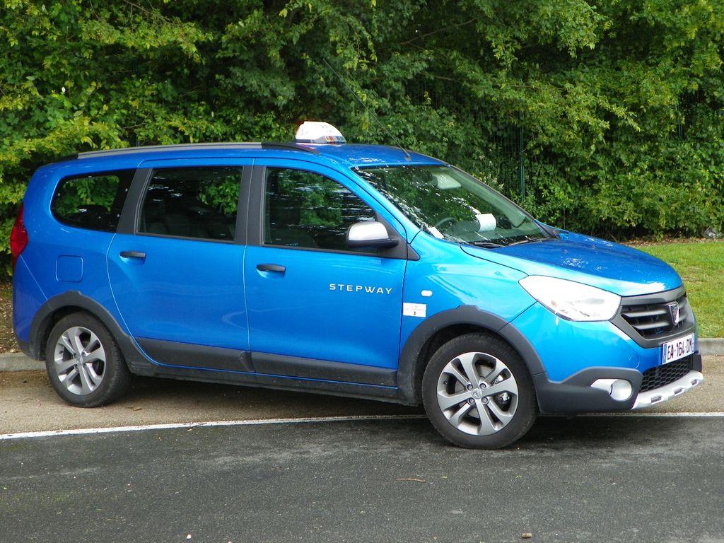 Taxi Luynes: Dacia