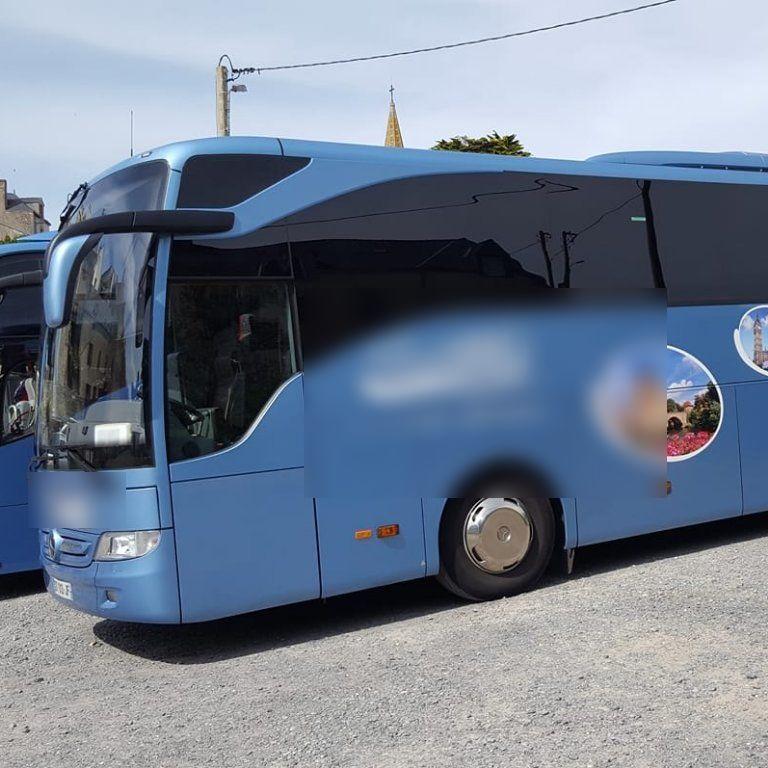Autocariste La Baconnière: Volvo