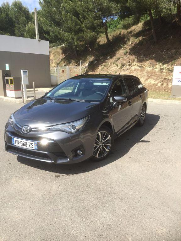 Taxi Port-de-Bouc: Toyota