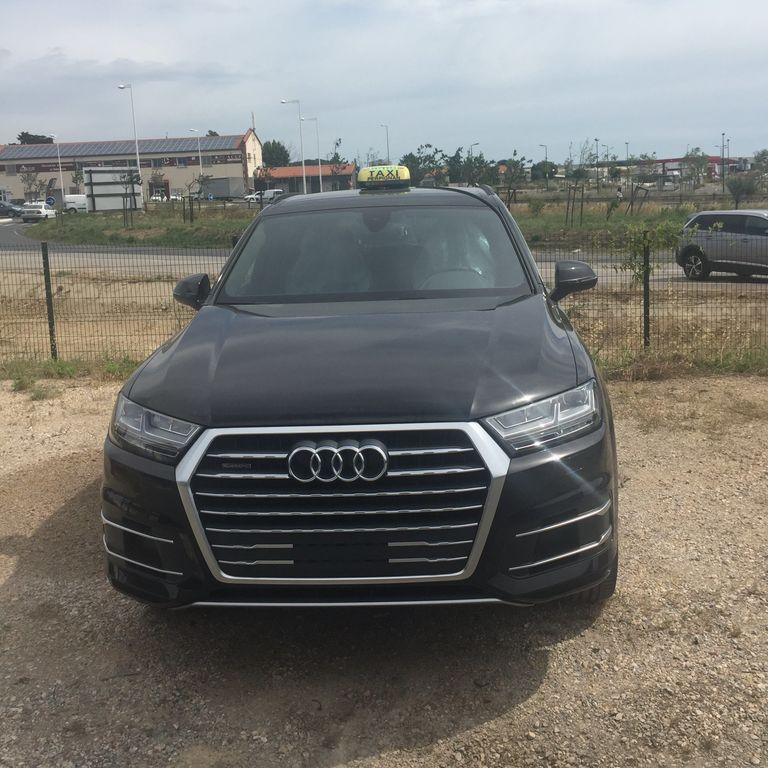 Taxi Saleilles: Audi